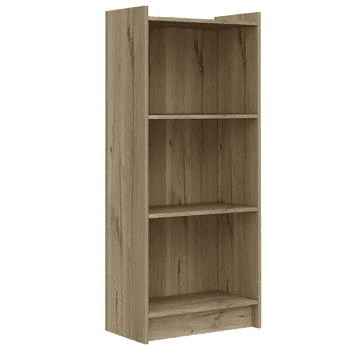 Brooklyn 3 Shelf Bookcase