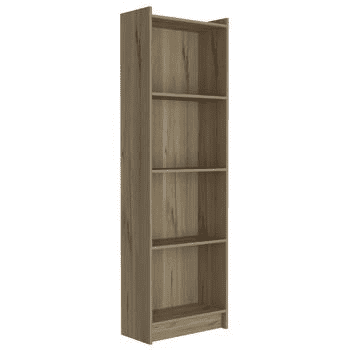 Brooklyn 4 Shelf Bookcase