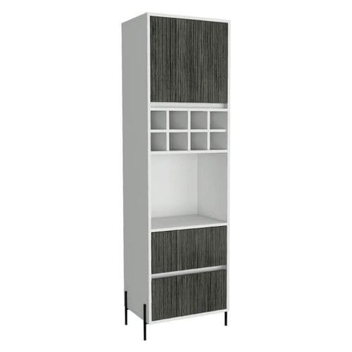 Dallas Tall Bar Cabinet