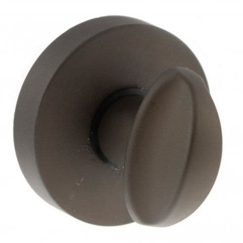 Forme WC Turn And Release On Round Rose In Urban Dark Bronze