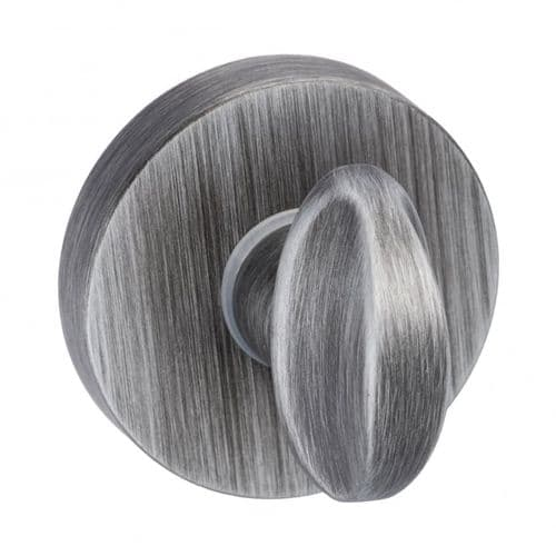 Forme WC Turn And Release On Round Rose In Urban Graphite