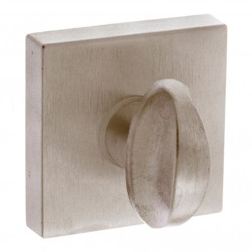 Forme WC Turn And Release On Square Rose In Satin Nickel