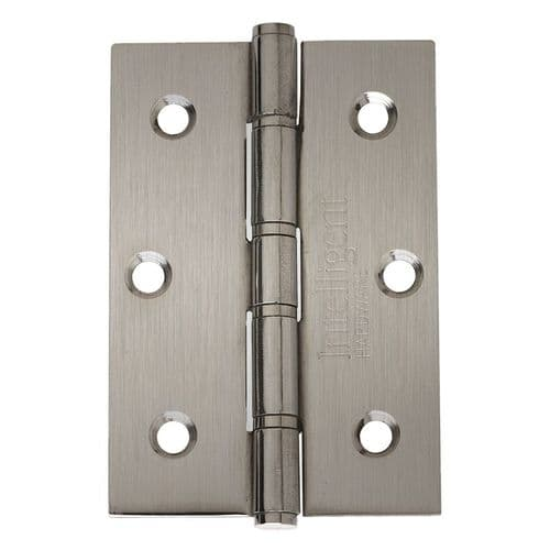 Intelligent Hardware Stainless Steel Washered Butt Hinge in Satin Stainless Steel