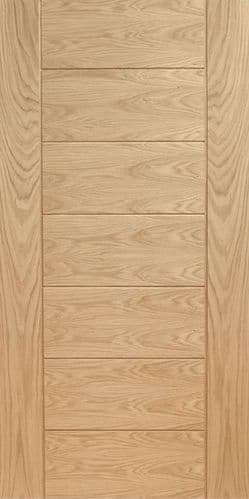 Internal Oak Palermo Original Pre-Finished Fire Rated Door