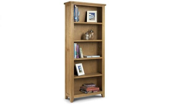 Julian Bowen Bookcases & Display Cabinets