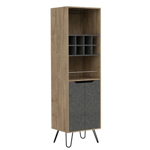 Manhattan Tall Bar Cabinet