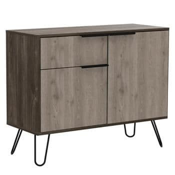 Nevada Small Sideboard With 2 Doors And 1 Drawer