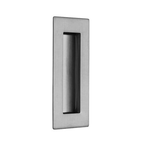 Scorpio Satin Chrome Ironmongery Pocket Door Handle