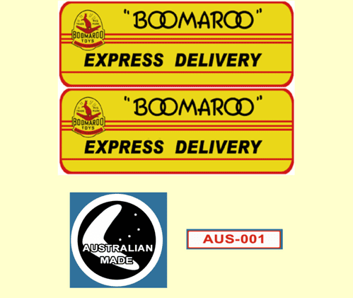 96B Boomaroo Toys Express Delivery