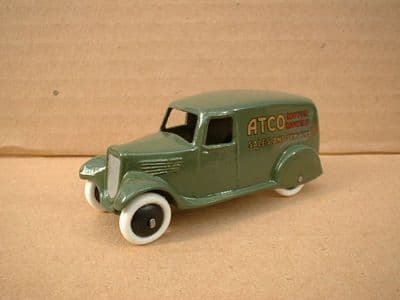 """A DINKY TOYS COPY MODEL 28 SERIES TYPE 2 DELIVERY VAN """"ATCO"""""""