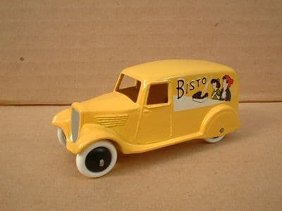 """A DINKY TOYS COPY MODEL 28 SERIES TYPE 2 DELIVERY VAN """"BISTO"""""""