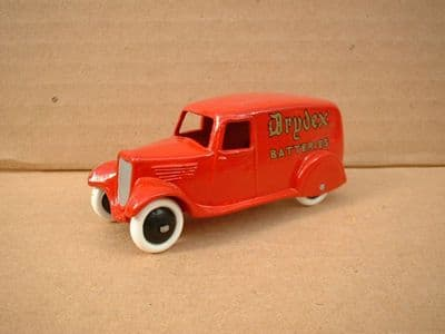"""A DINKY TOYS COPY MODEL 28 SERIES TYPE 2 DELIVERY VAN """"DRYDEX"""""""
