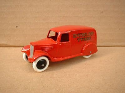 """A DINKY TOYS COPY MODEL 28 SERIES TYPE 2 DELIVERY VAN """"DUNLOP TYRES"""""""