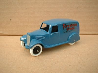 """A DINKY TOYS COPY MODEL 28 SERIES TYPE 2 DELIVERY VAN """"FIRESTONE TYRES"""""""