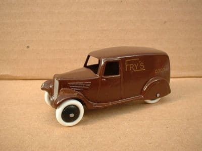 """A DINKY TOYS COPY MODEL 28 SERIES TYPE 2 DELIVERY VAN """"FRYS"""""""