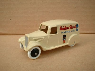"""A DINKY TOYS COPY MODEL 28 SERIES TYPE 2 DELIVERY VAN """"GOLDEN SHRED"""""""