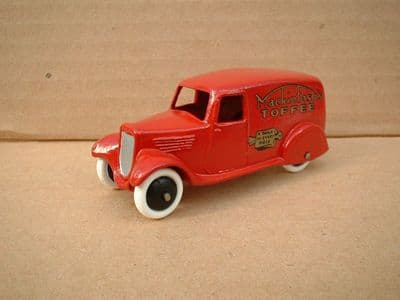 """A DINKY TOYS COPY MODEL 28 SERIES TYPE 2 DELIVERY VAN """"MACKINTOSH TOFFEE"""""""