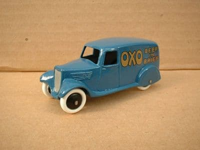 """A DINKY TOYS COPY MODEL 28 SERIES TYPE 2 DELIVERY VAN """"OXO"""""""