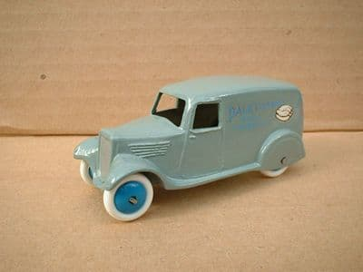 """A DINKY TOYS COPY MODEL 28 SERIES TYPE 2 DELIVERY VAN """"PALETHORPES SAUSAGES"""""""