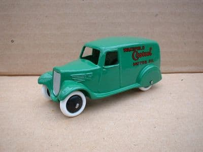 """A DINKY TOYS COPY MODEL 28 SERIES TYPE 2 DELIVERY VAN """"WAKEFIELD CASTROL"""""""