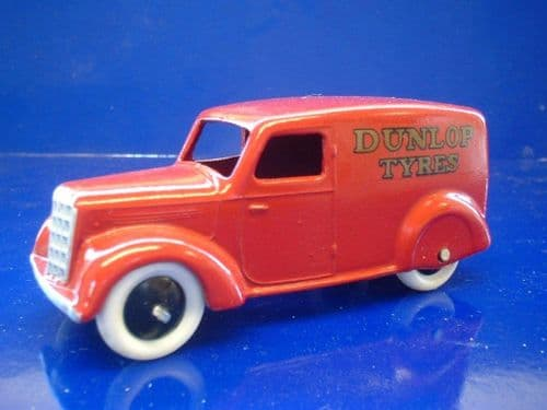 """A DINKY TOYS COPY MODEL 28 SERIES TYPE 3 DELIVERY VAN """"DUNLOP TYRES"""""""