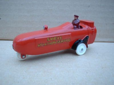 A DINKY TOYS COPY MODEL 60Y CITERNE AVIATION SHELL AVIATION SERVICES
