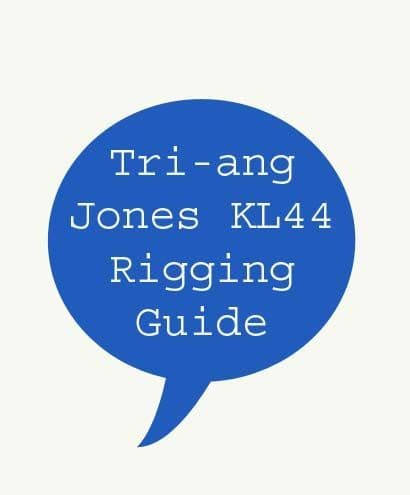 A Rigging Guide for the Tri-ang Jones Crane KL44  by Barry Gooding.