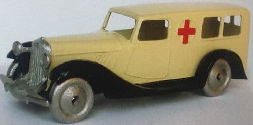 CLUB DINKY FRANCE MODEL No. CDF14 AMBULANCE
