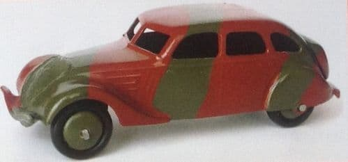 CLUB DINKY FRANCE MODEL No. CDF24 VOITURE D'ETAT-MAJOR