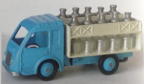 CLUB DINKY FRANCE MODEL No. CDF37 CAMION LAITIER