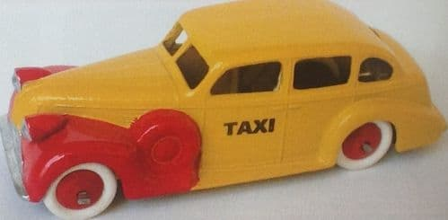 CLUB DINKY FRANCE MODEL No. CDF5 TAXI BUICK VICEROY