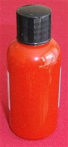 """Computer Matched 50ml Bottle of """"Crimson Red"""" brush paint for Dinky Toys 255 Mersey Tunnel"""