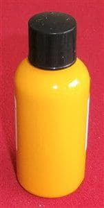 """Computer Matched 50ml Bottle of """"Deep Orange / Yellow"""" brush paint for Dinky Toys 480 Bedford Kodak"""
