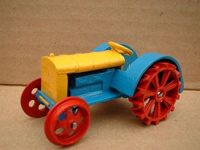 Dinky Toys copy model 22E Farm Tractor