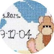 Birth Sampler Cross Stitch Kits