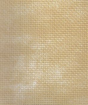 DMC 677  Beige Marble 14 Count Aida  Fabric