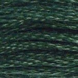 DMC Shade 500 Stranded Cotton Thread