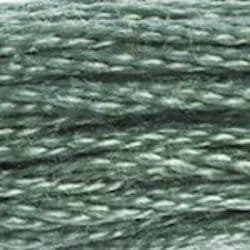 DMC Shade 502 Stranded Cotton Thread