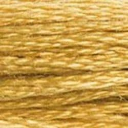 DMC Shade 729 Stranded Cotton Thread