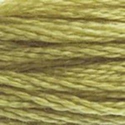 DMC Shade 734 Stranded Cotton Thread