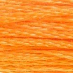 DMC Shade 741 Stranded Cotton Thread