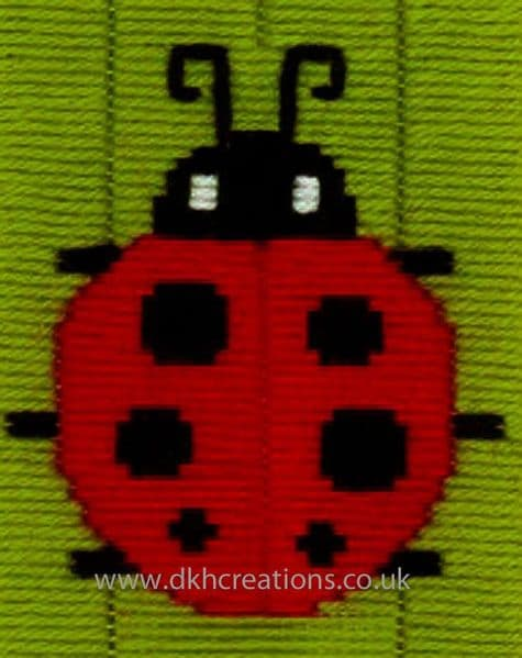 Ladybird Long Stitch Kit