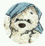 Lickle Ted Cross Stitch