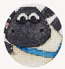 Timmy Time Cross Stitch