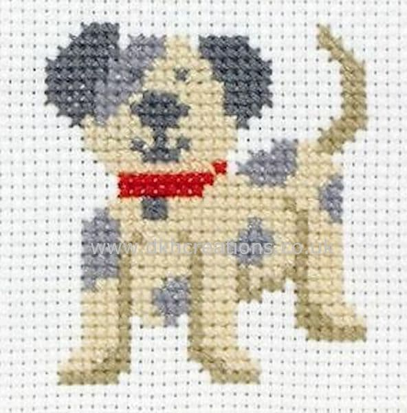 Toby 1st Kit Cross Stitch Kit