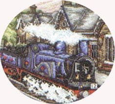 Transport Cross Stitch