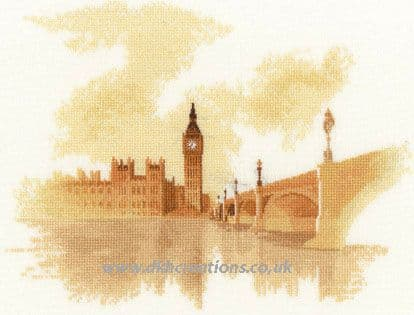 Westminster Cross Stitch Kit