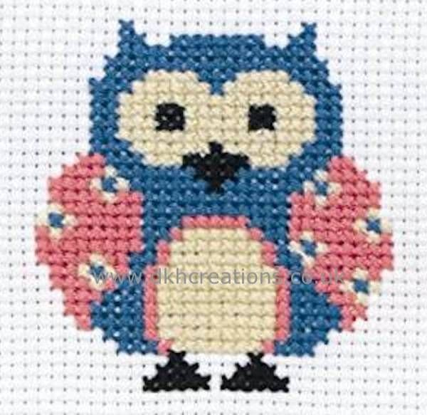 Zoe 1st Kit Cross Stitch Kit