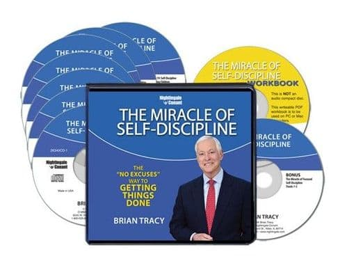 """The Miracle of Self-Discipline: The """"No-Excuses"""" Way to Getting Things Done"""