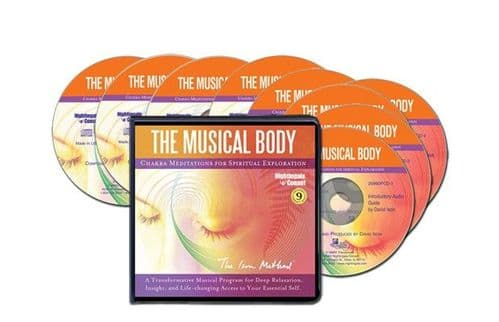 The Musical Body: Chakra Meditations For Spiritual Exploration